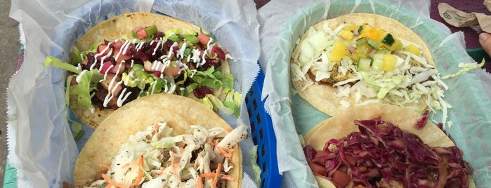 White Duck Taco Shop is one of America's Greatest Taco Spots.