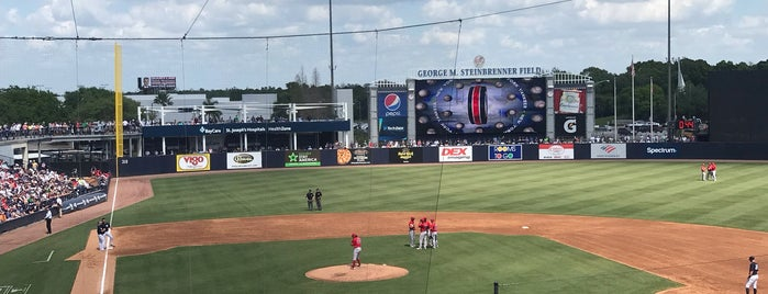 George M Steinbrenner Field is one of Don : понравившиеся места.