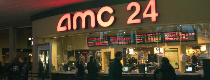 AMC Stonebriar 24 is one of Locais curtidos por Stephen.