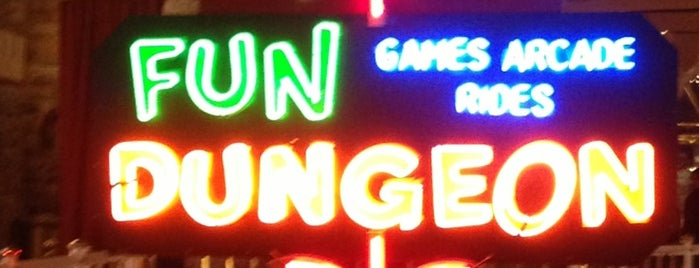 Fun Dungeon is one of Vegas Activities + Noms.