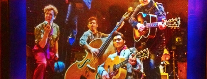 Million Dollar Quartet @Harrahs Las Vegas is one of USA Las Vegas.
