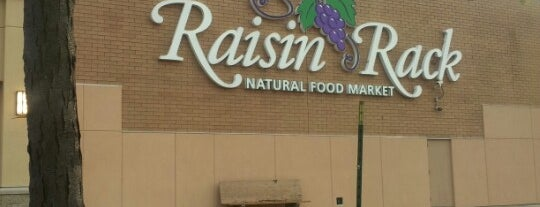 Raisin Rack is one of CMH favs.