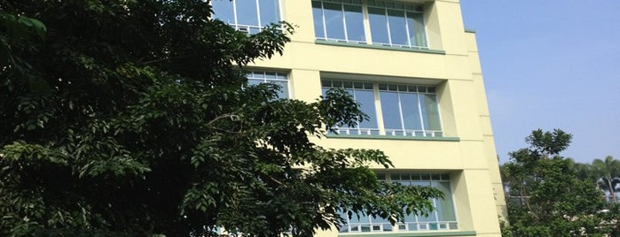 Santosa Hospital Bandung Central is one of Via's.
