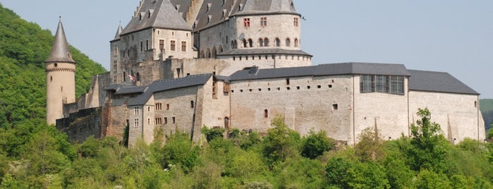 Château de Vianden is one of Posti salvati di Zehra.