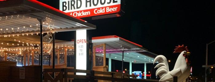 BirdHouse is one of Cynthia : понравившиеся места.