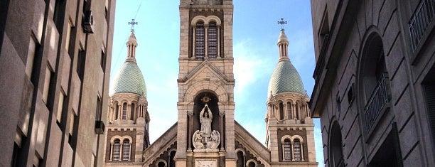 Basílica del Santísimo Sacramento is one of Lo que hacer en Buenos Aires.