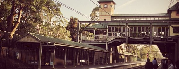 Pennant Hills Station is one of Sydney Train Stations Watchlist.