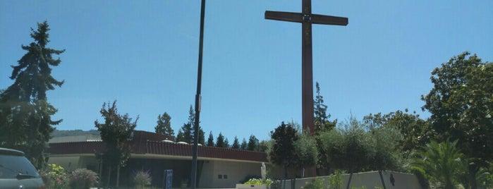 Sacred Heart Catholic Church is one of Orte, die Mark gefallen.
