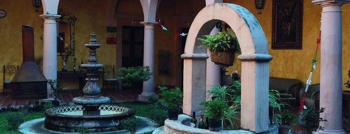 Hotel Hacienda Cañada de Negros is one of Lieux qui ont plu à Diana.