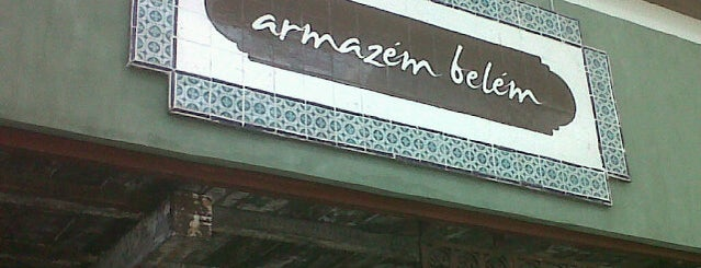 Armazém Belém is one of Belém, restaurantes.