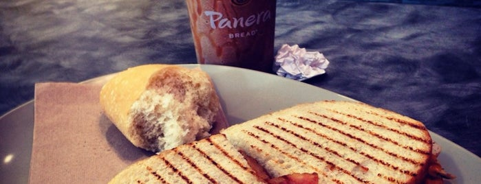 Panera Bread is one of Coffee & Cafe's.