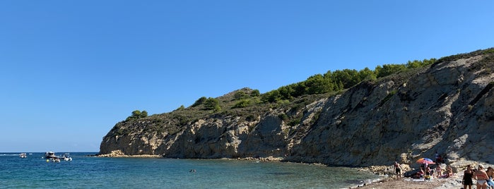 Cala La Sardinera is one of Javea.