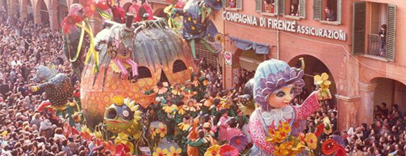 Cento is one of I Carnevali più belli d'Italia.