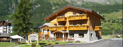 Punta Zerbion is one of I Top Hotel Chalet in Valle D'Aosta.