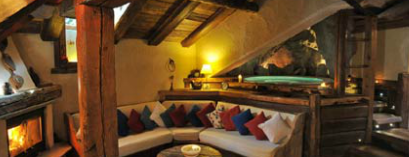 I Top Hotel Chalet in Valle D'Aosta