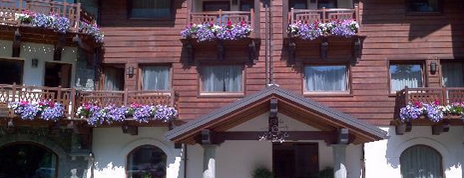 Hotel Relais des Glaciers Spa Resort is one of I Top Hotel Chalet in Valle D'Aosta.