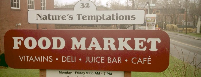 Nature's Temptations is one of Ridgefield CT.