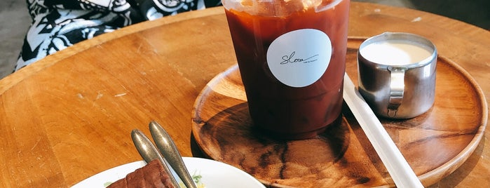 Slow Café by Room 111 is one of Thailand.