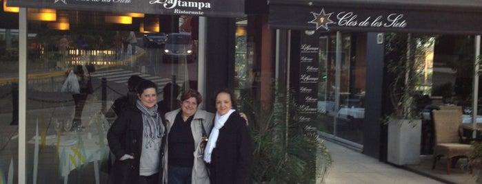 La Stampa is one of Comida de Nuestra Cultura.