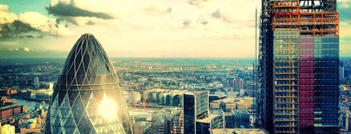 Duck & Waffle is one of To Do: LONDON.