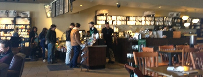 Starbucks is one of Chester.