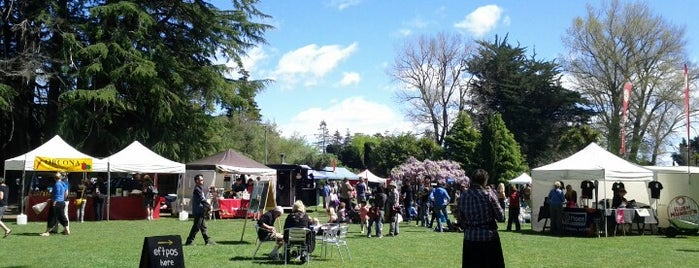 Hawkes Bay Farmers Market is one of NZL.