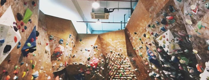 Kinetics Climbing is one of Big Toe.