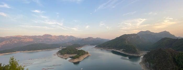 Karacaören-1 Barajı Seyir Terası is one of Akdeniz Bolgesi.