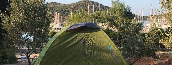 Evren Camping is one of Kamp Alanları.