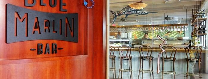 Blue Marlin Restaurant is one of Richard'ın Beğendiği Mekanlar.
