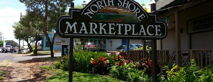 North Shore Marketplace is one of Oahu, Hawaii.