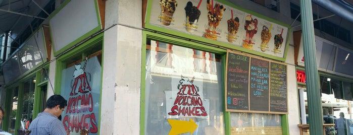 Volcano Shakes is one of Hawaii Restaurants.