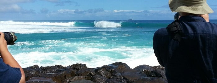 Point Panic is one of Oahu.