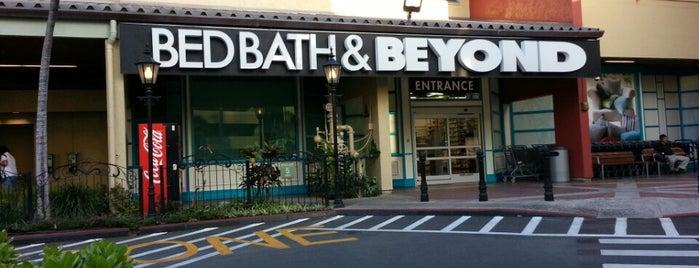Bed Bath & Beyond is one of Wayne 님이 저장한 장소.