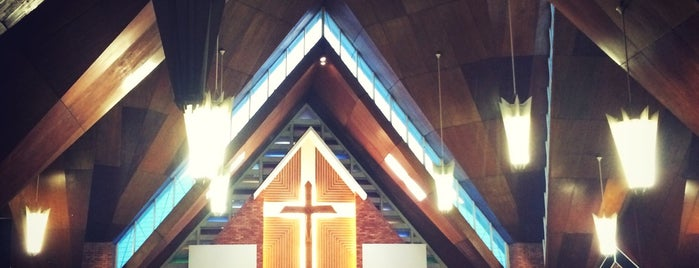Blessed Sacrament Church (The Attic) is one of Singapore Catholic Churches (West).