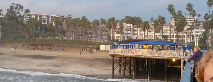 San Clemente Pier is one of USA Trip 2013 - The West.
