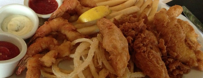 Landry's Seafood is one of Landry's Concepts.