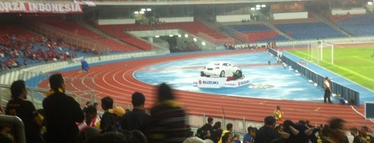Stadium Nasional Bukit Jalil is one of International Sports~Part 2....