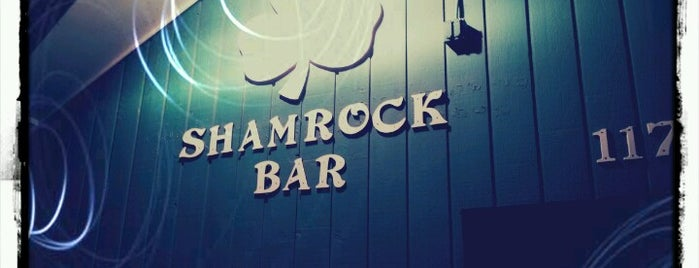 Shamrock Bar & Grille is one of Madison.
