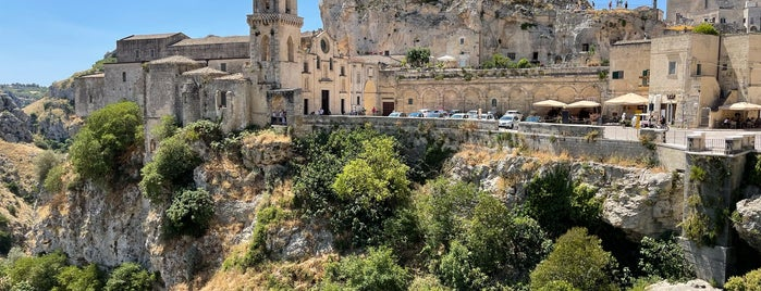Storica Casa Grotta di Vico Solitario is one of Matera FnL.