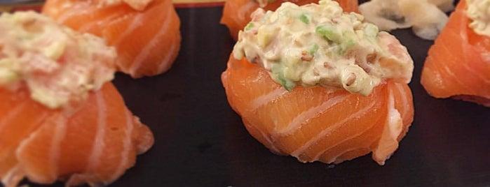 Sushi San is one of Lieux sauvegardés par Vanessa.