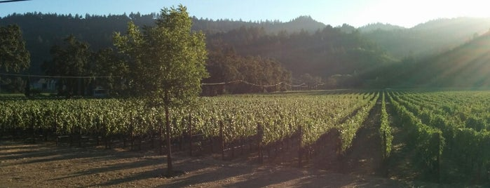 Ehler's Estate Winery is one of Nocal.