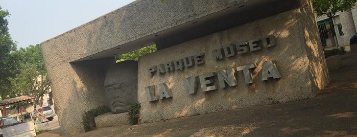 """Museo """"Parque La Venta"""" is one of Lugares favoritos de Fanny."""