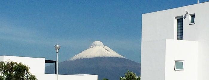 Puebla Blanca is one of Lieux qui ont plu à Fanny.