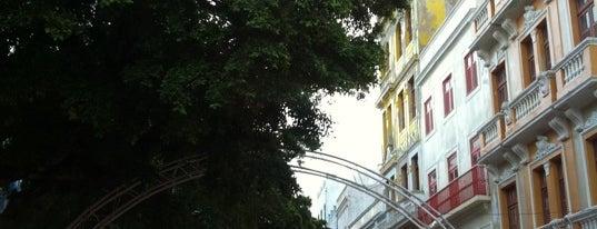 Feirinha da R. do Bom Jesus is one of Lugares favoritos de Claudia.