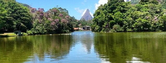 Lago Comary is one of Teresópolis RJ.