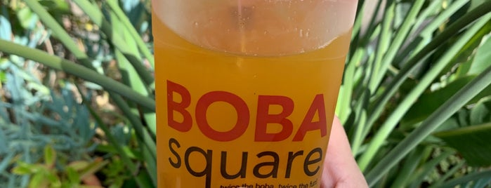 Boba Square is one of Kimberlyさんのお気に入りスポット.