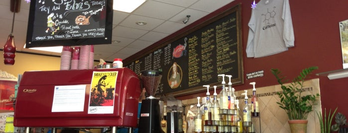 Aversboro Coffee is one of สถานที่ที่ Ronald ถูกใจ.