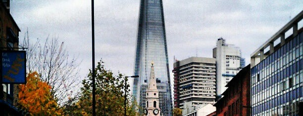 St George the Martyr Southwark is one of Missed London Monuments.