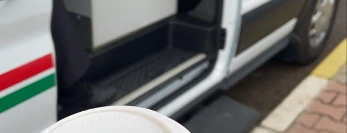 Starbucks is one of H'ın Beğendiği Mekanlar.
